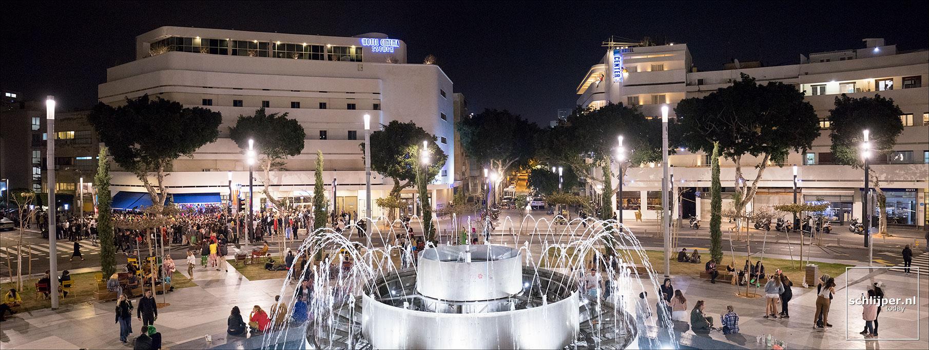 Israel, Tel Aviv, 23 maart 2019