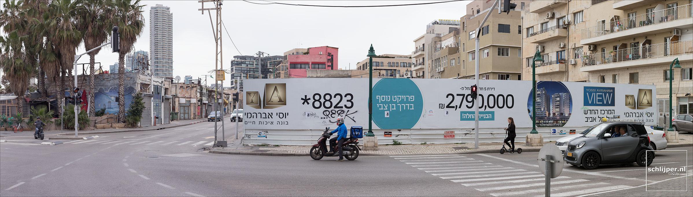 Israel, Tel Aviv, 29 maart 2019