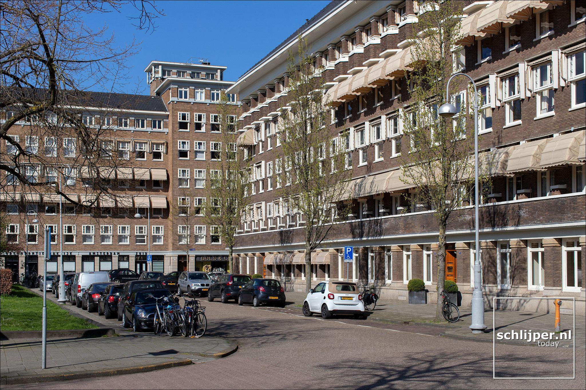 Nederland, Amsterdam, 1 april 2019