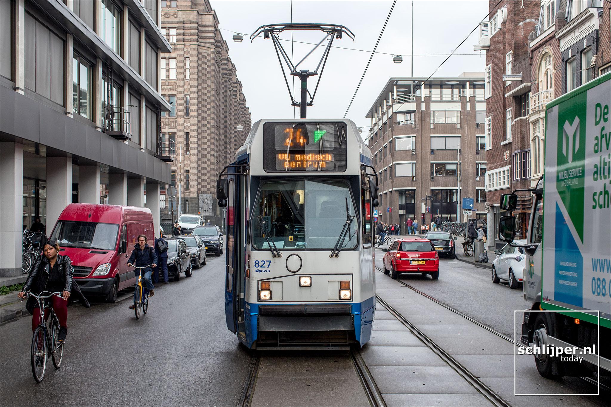 The Netherlands, Amsterdam, 2 april 2019