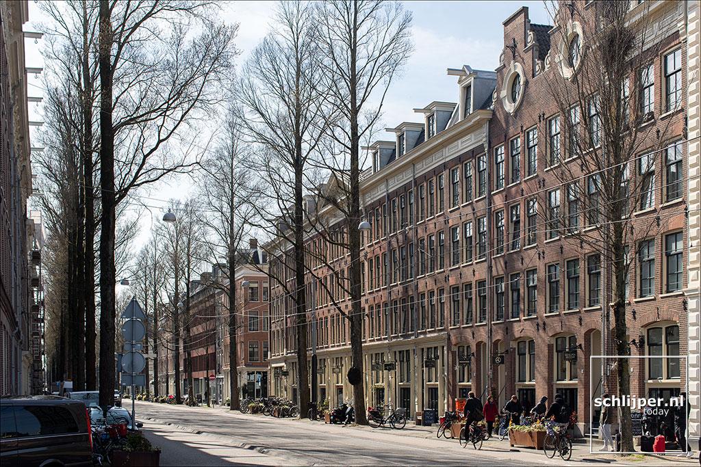 Nederland, Amsterdam, 5 april 2019