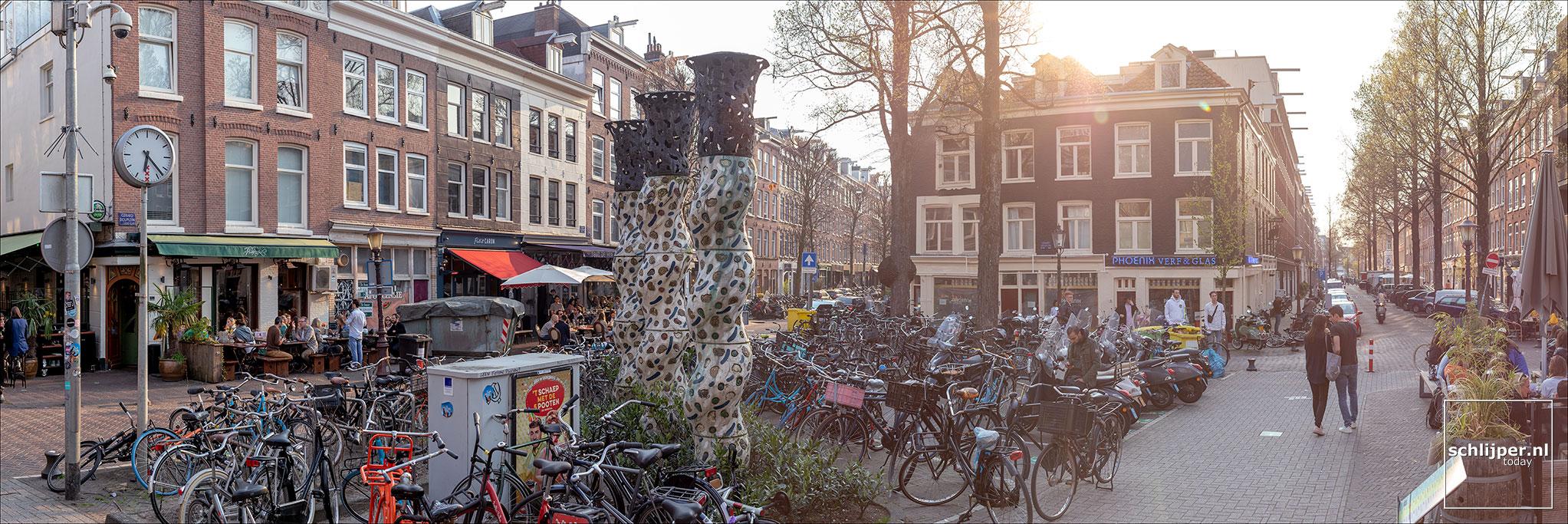 Nederland, Amsterdam, 7 april 2019