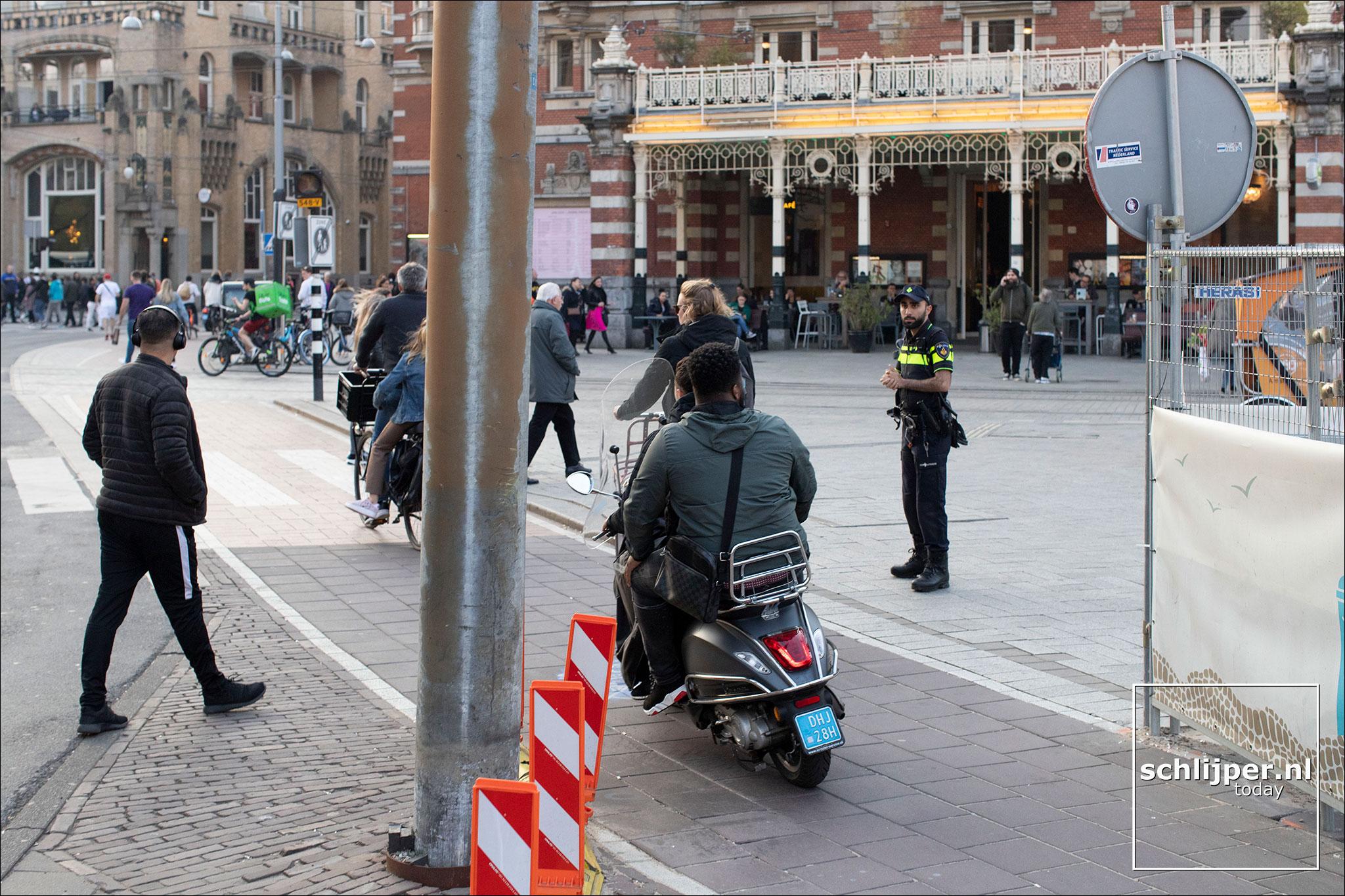 Nederland, Amsterdam, 8 april 2019