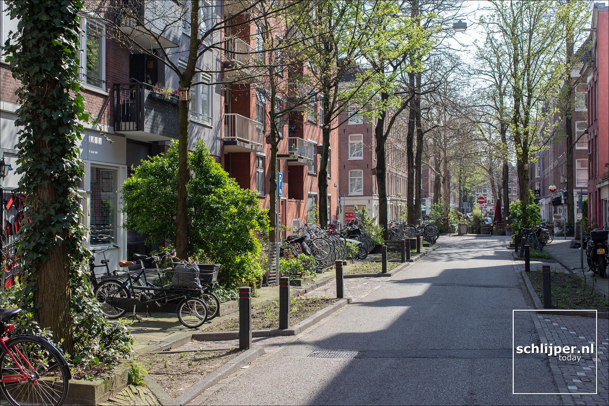 Nederland, Amsterdam, 9 april 2019