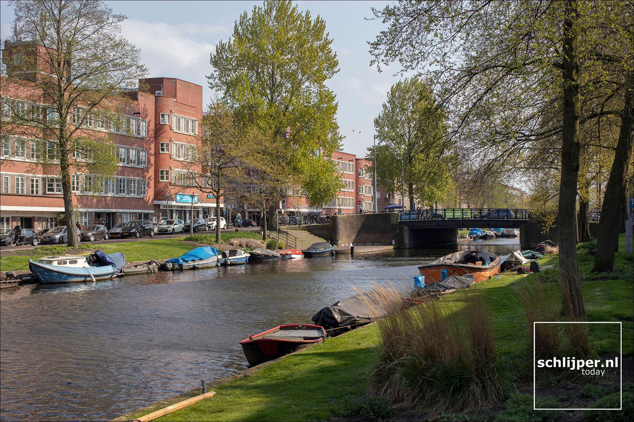 Nederland, Amsterdam, 14 april 2019