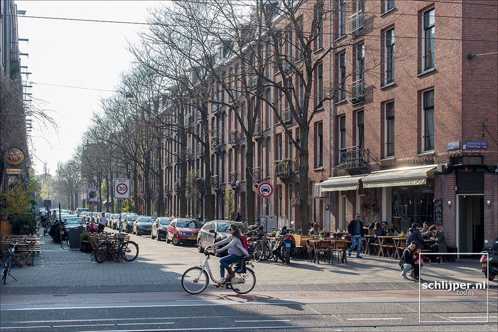 The Netherlands, Amsterdam, 15 april 2019