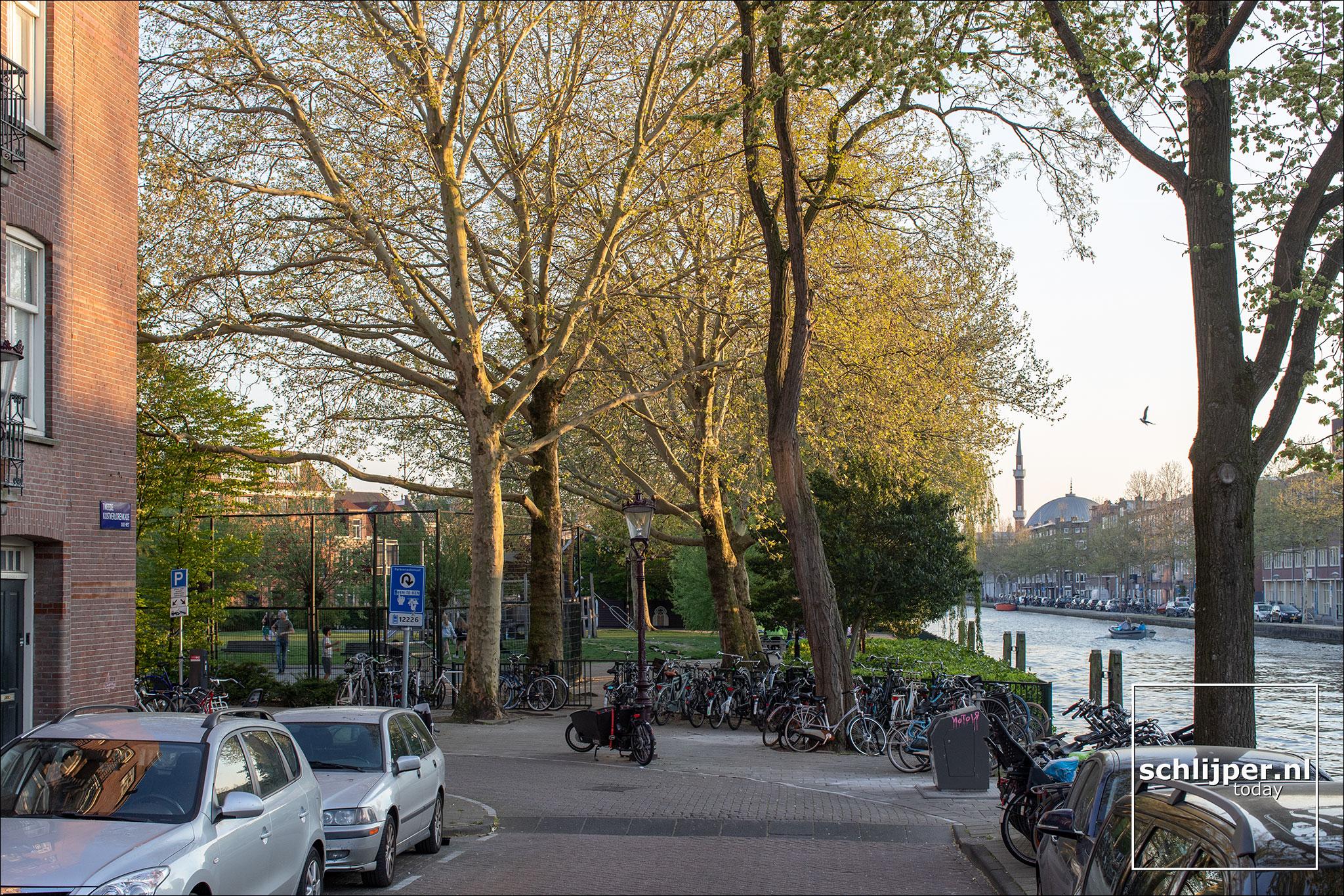 Nederland, Amsterdam, 21 april 2019