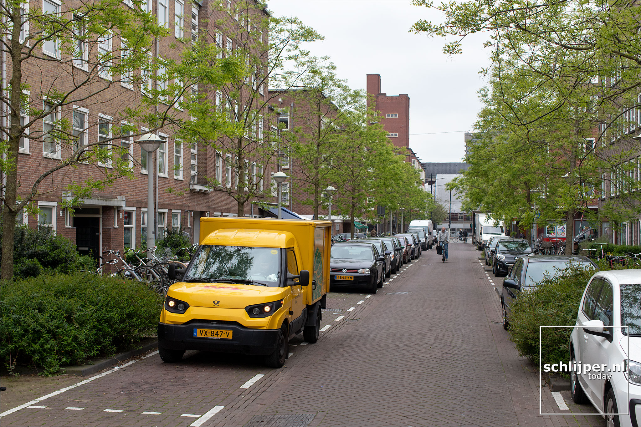 Nederland, Amsterdam, 1 mei 2019