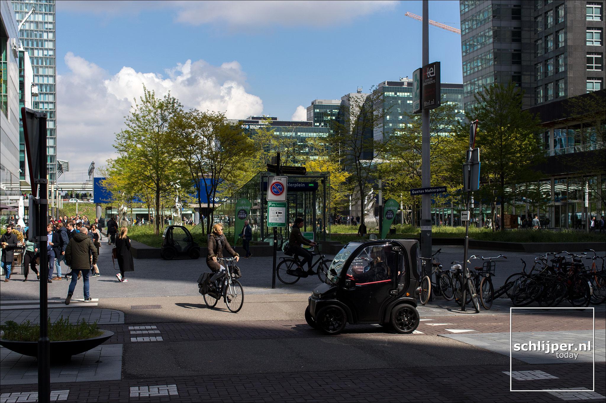 Nederland, Amsterdam, 9 mei 2019