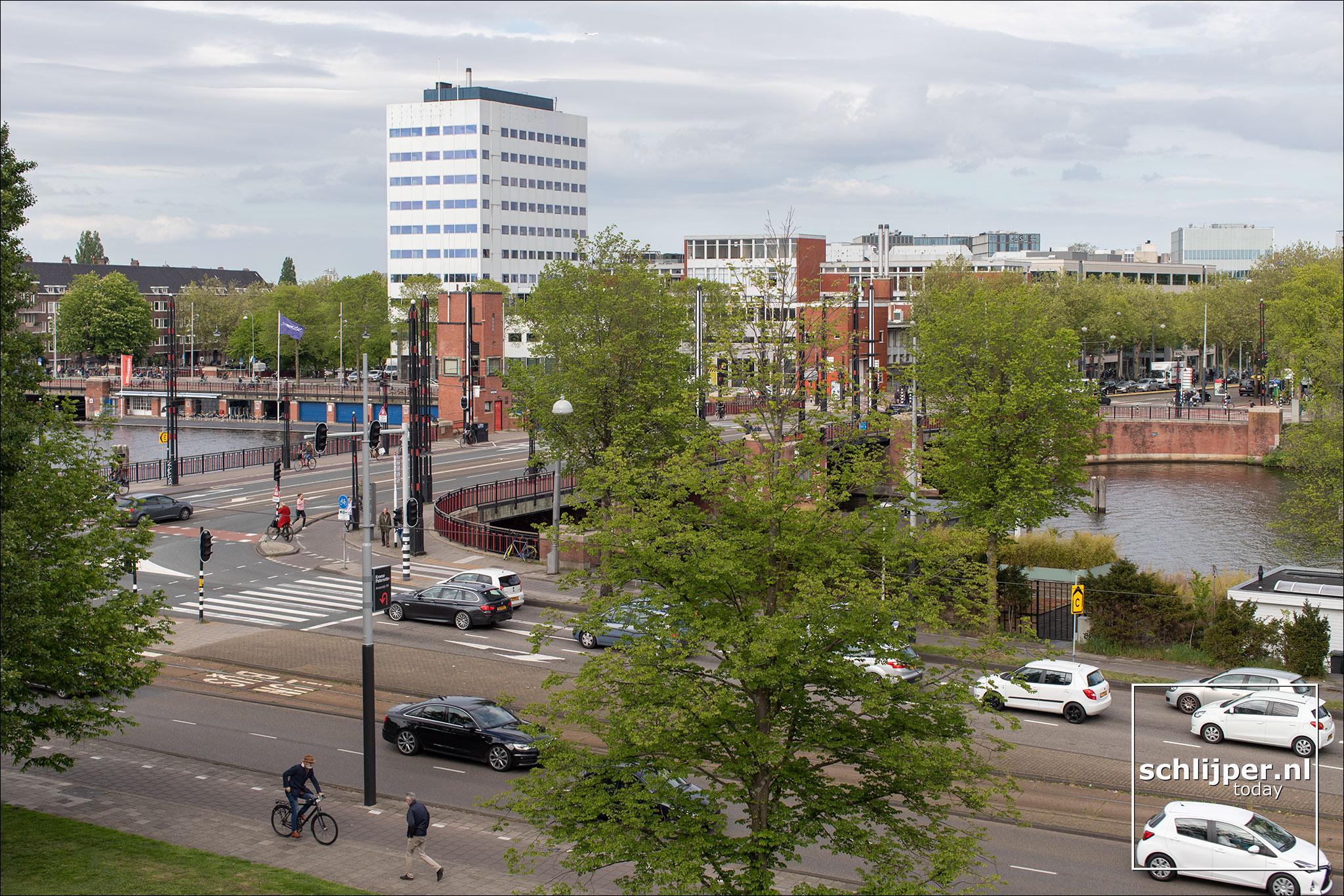 Nederland, Amsterdam, 10 mei 2019