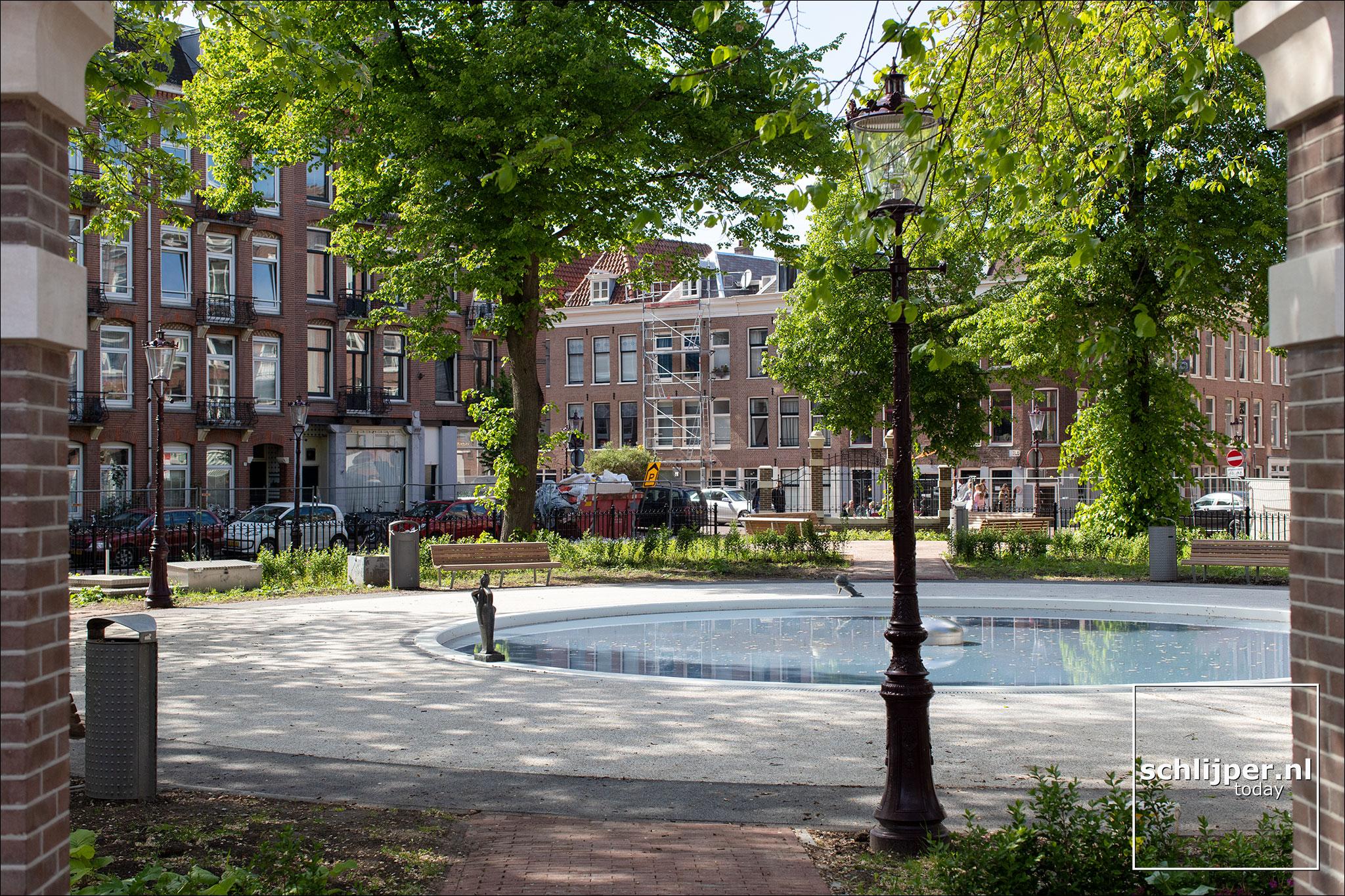 Nederland, Amsterdam, 11 mei 2019