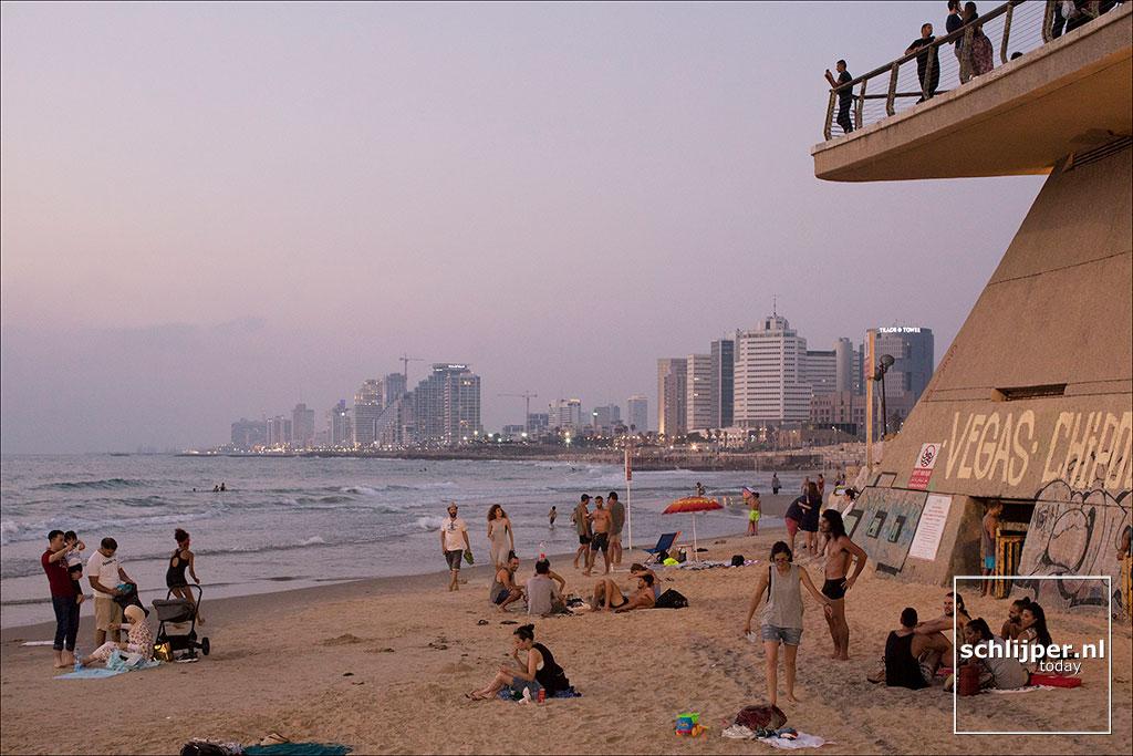 Israel, Tel Aviv, 6 juli 2019