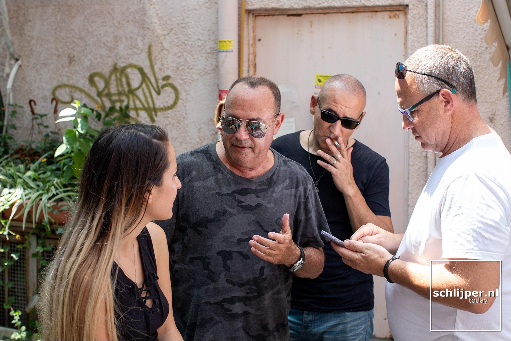 Israel, Tel Aviv, 12 juli 2019