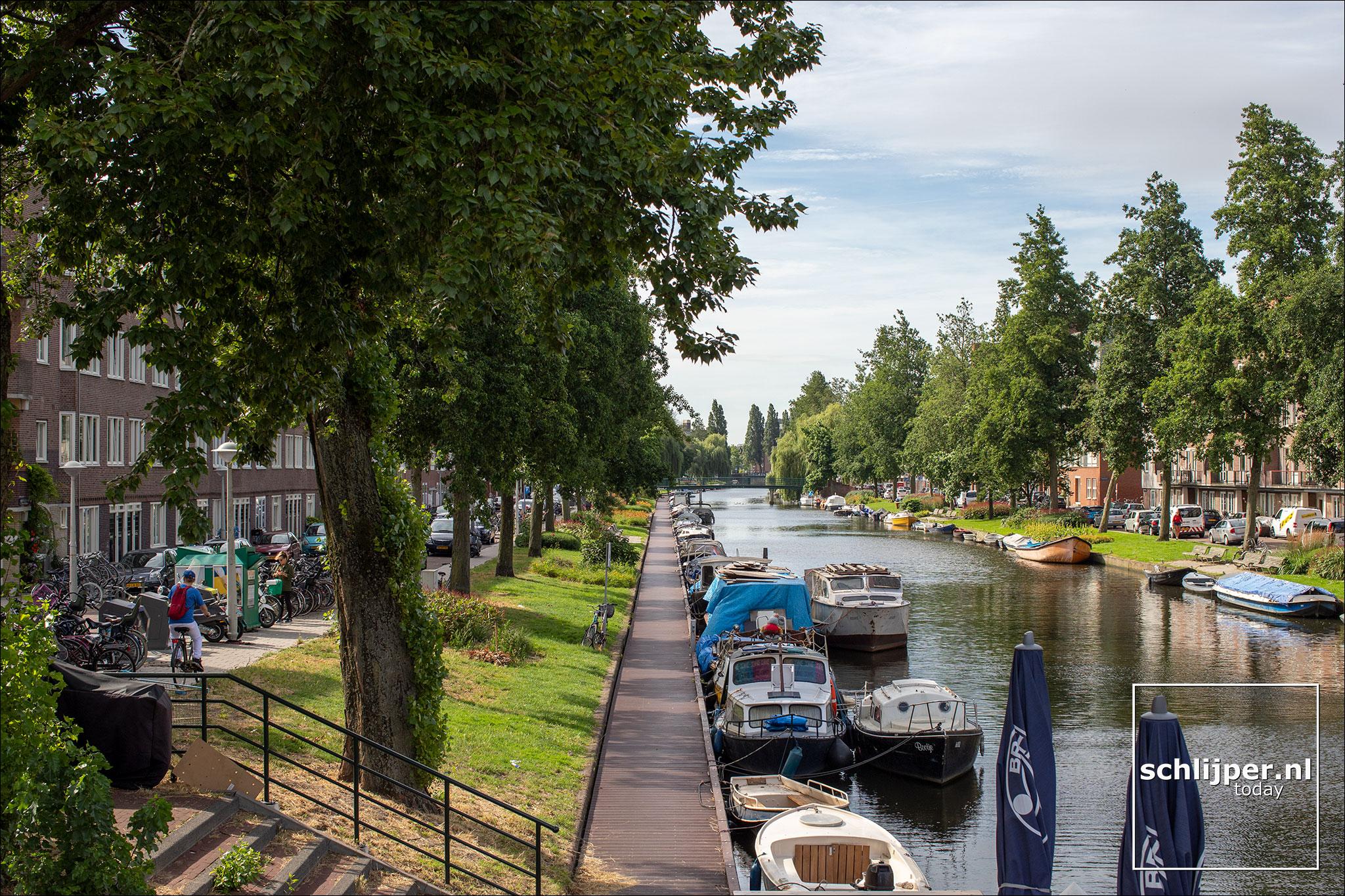 Nederland, Amsterdam, 22 juli 2019