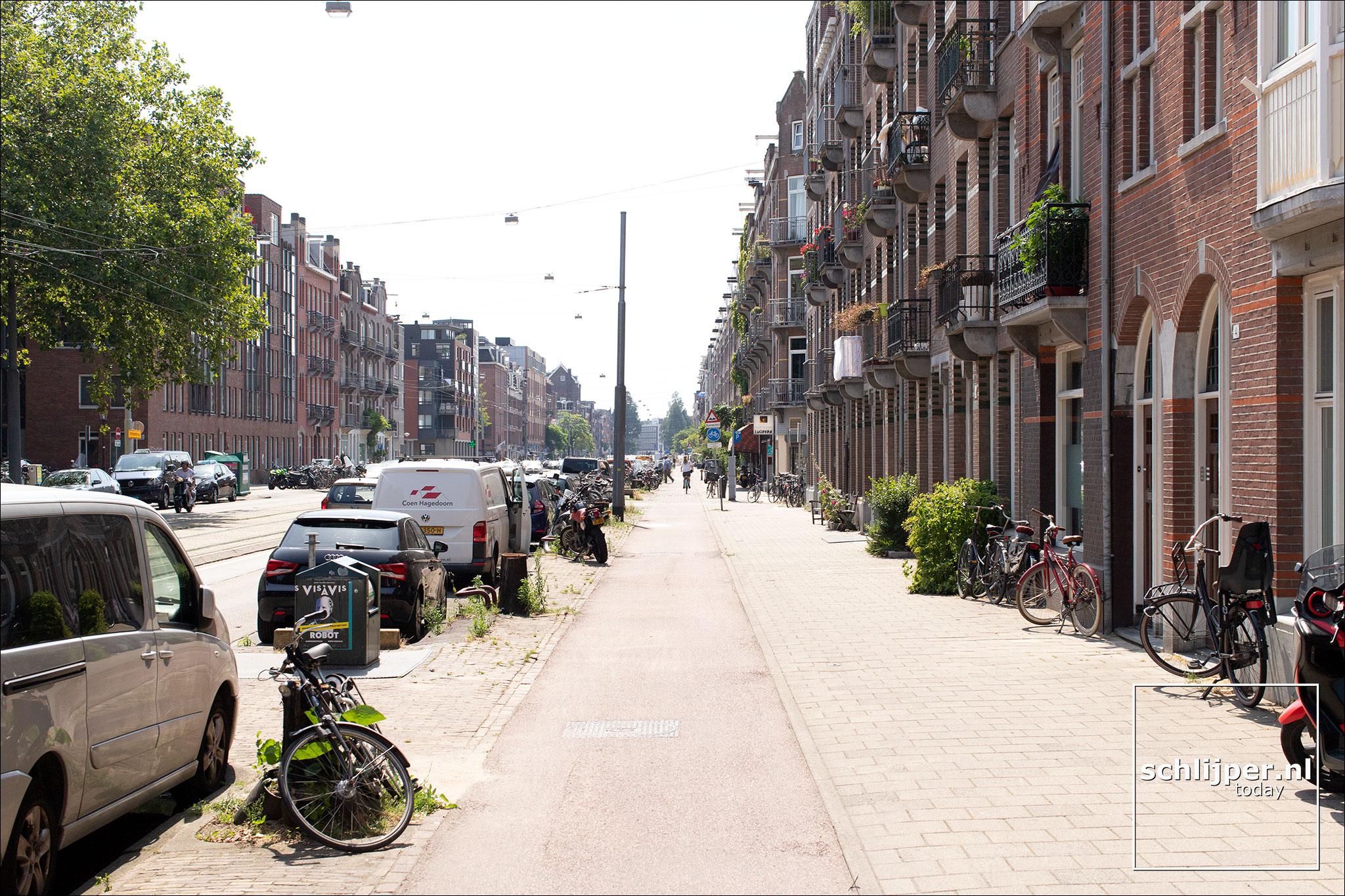 Nederland, Amsterdam, 26 juli 2019