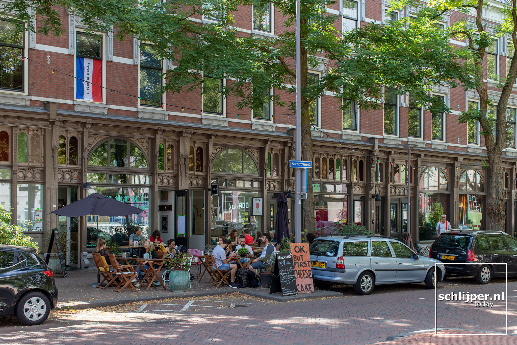 Nederland, Rotterdam, 29 juli 2019