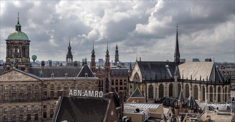 Nederland, Amsterdam, 1 augustus 2019