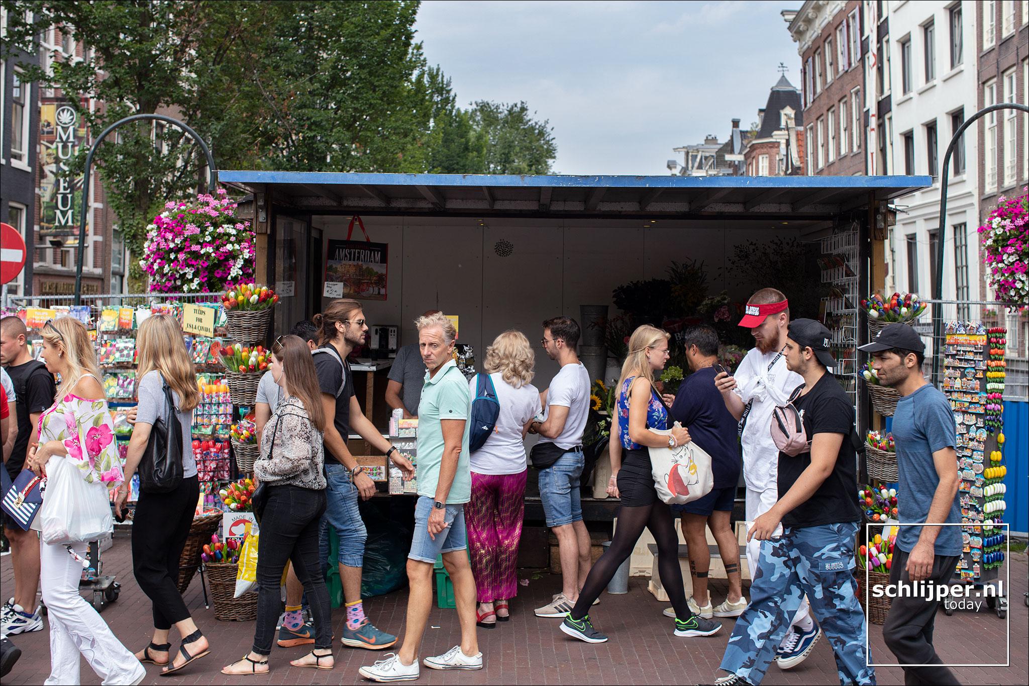 Nederland, Amsterdam, 4 augustus 2019