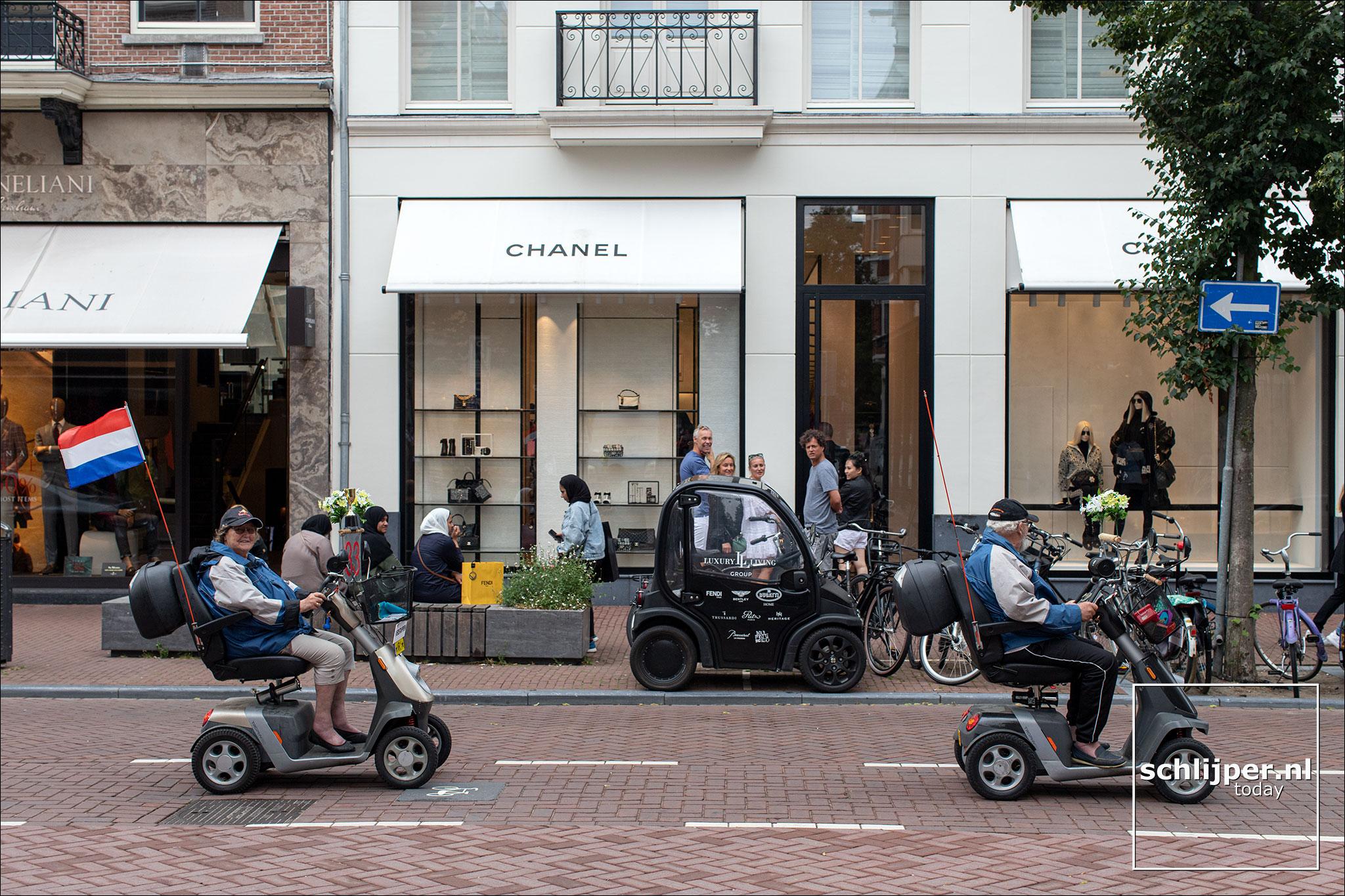 Nederland, Amsterdam, 9 augustus 2019