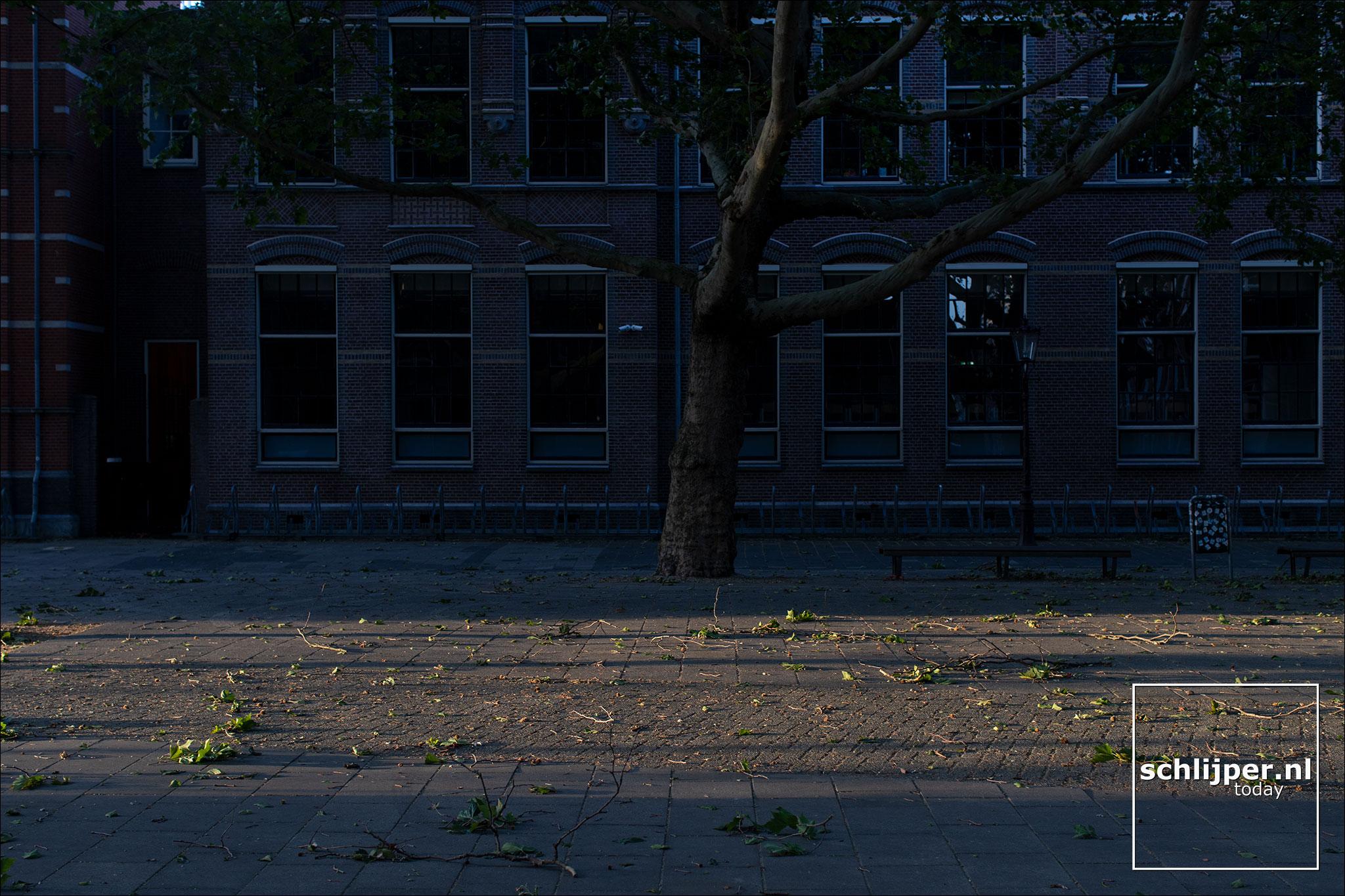 Nederland, Amsterdam, 10 augustus 2019