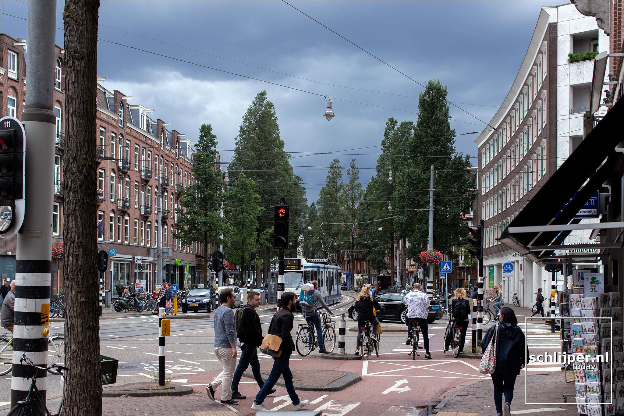 Nederland, Amsterdam, 13 augustus 2019