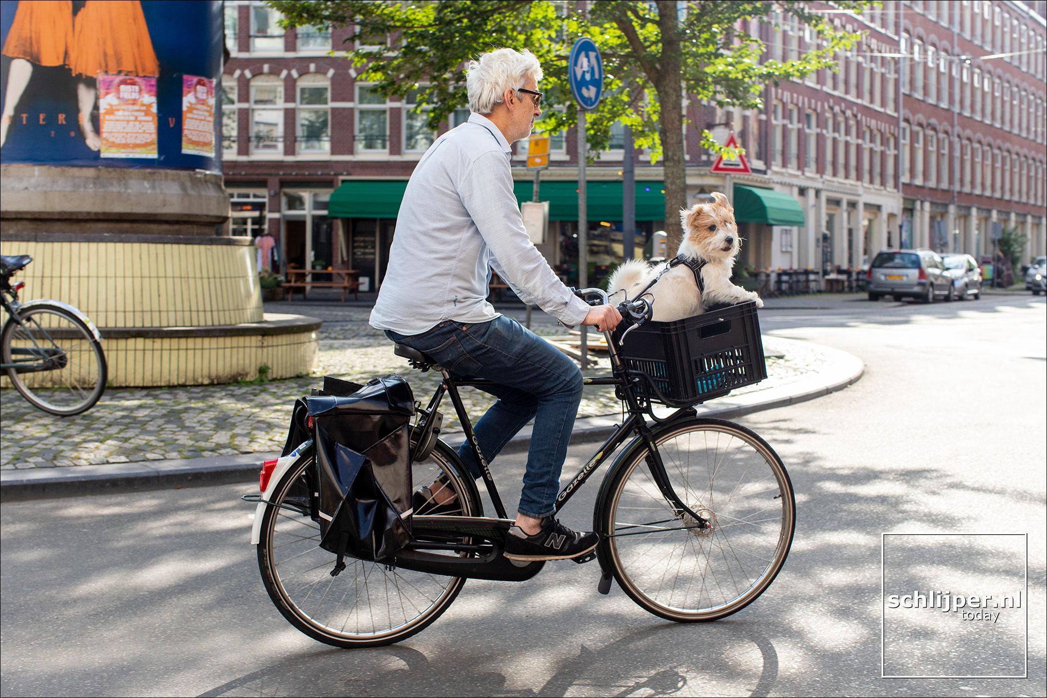 Nederland, Amsterdam, 20 augustus 2019