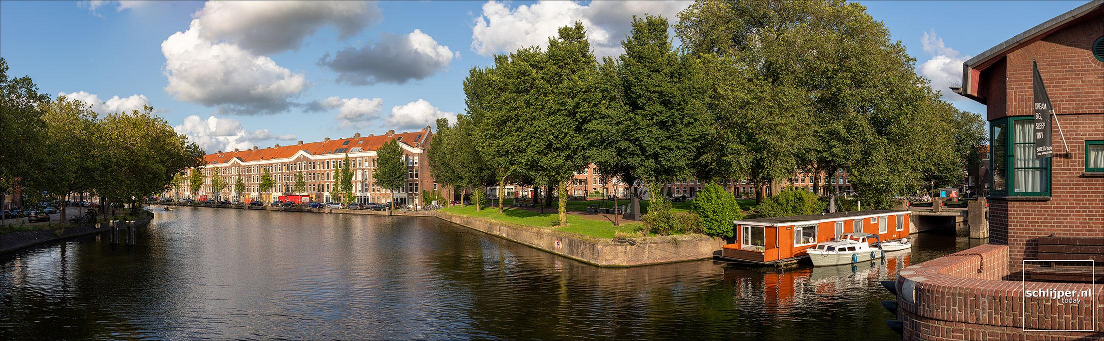 Nederland, Amsterdam, 19 augustus 2019