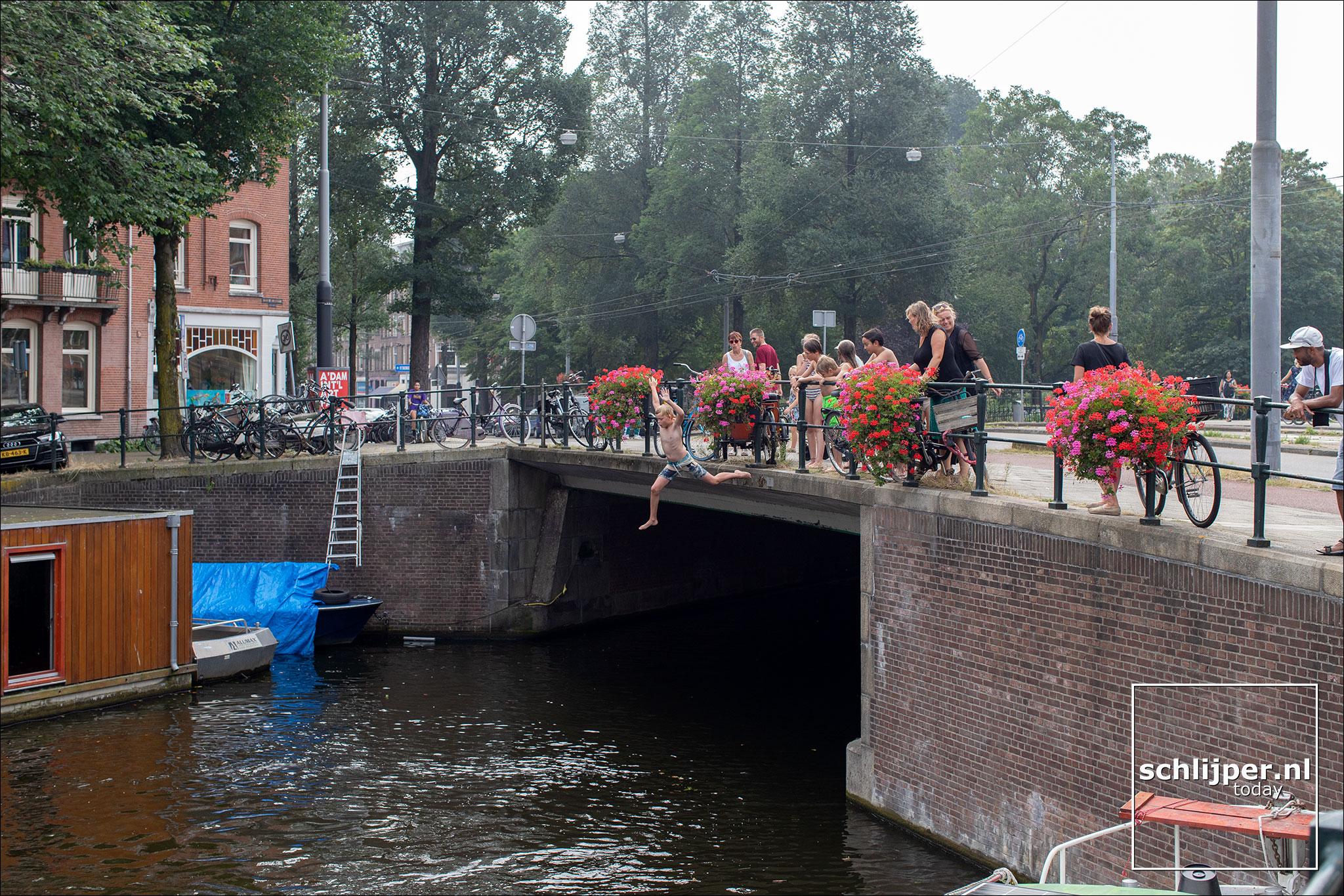 Nederland, Amsterdam, 28 augustus 2019
