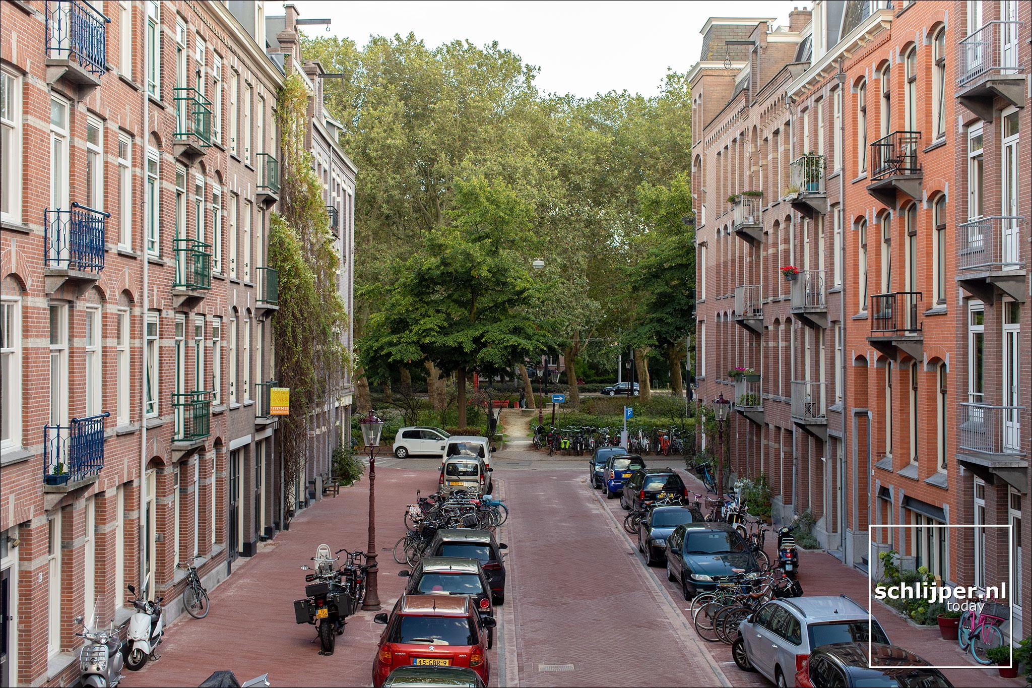 Nederland, Amsterdam, 1 september 2019