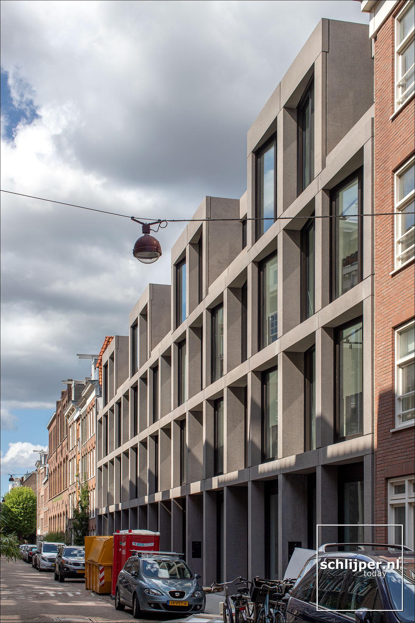Nederland, Amsterdam, 2 september 2019