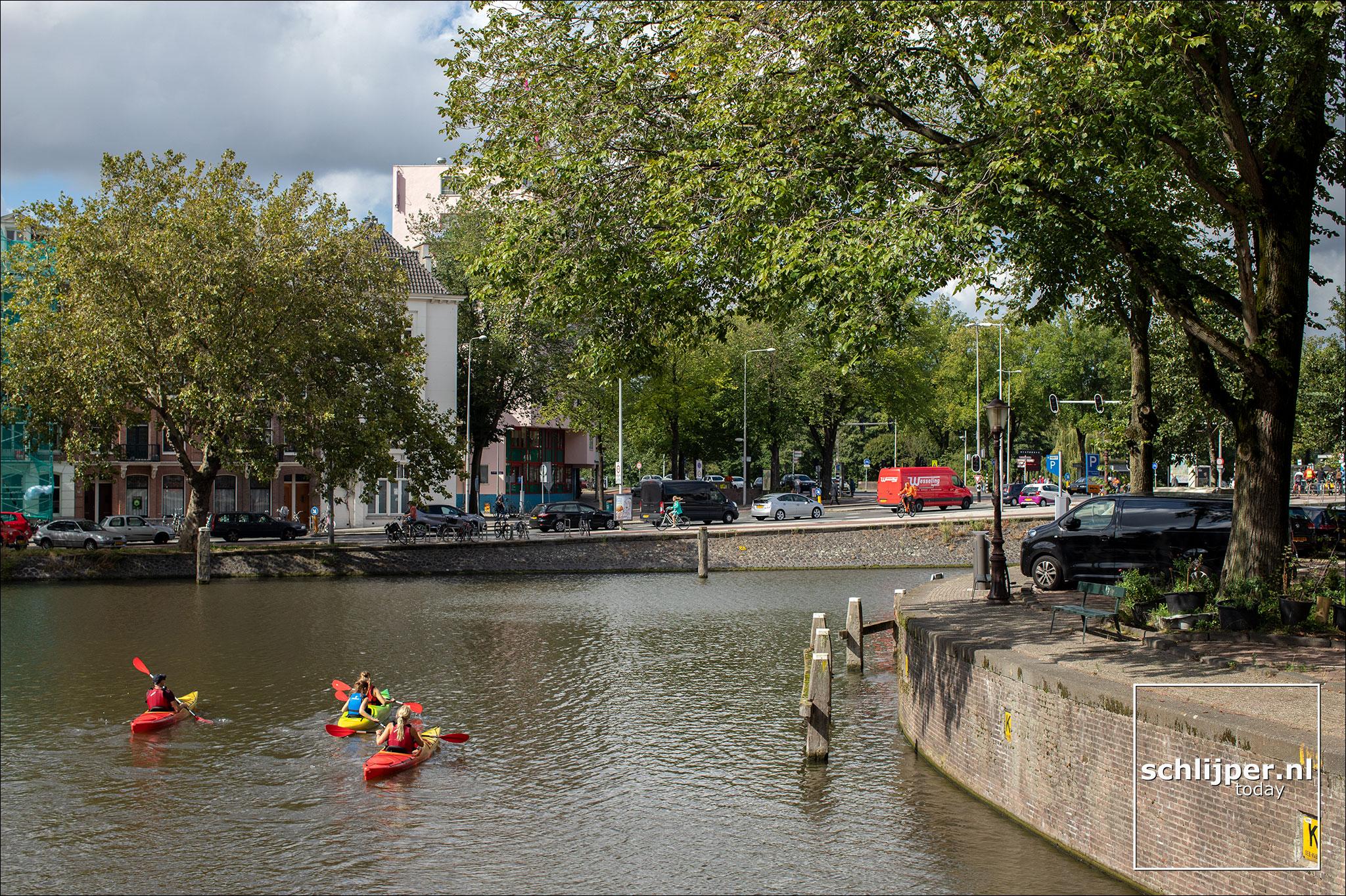 Nederland, Amsterdam, 12 september 2019