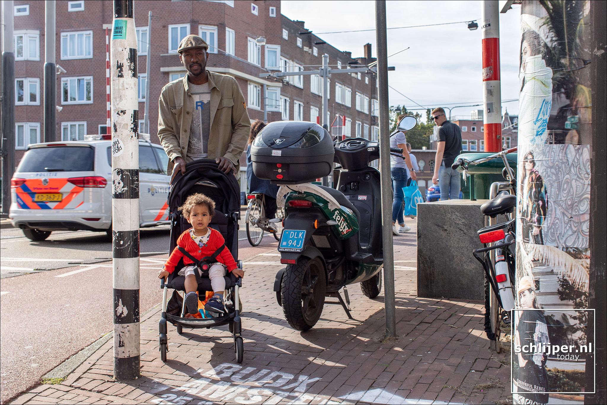 Nederland, Amsterdam, 14 september 2019