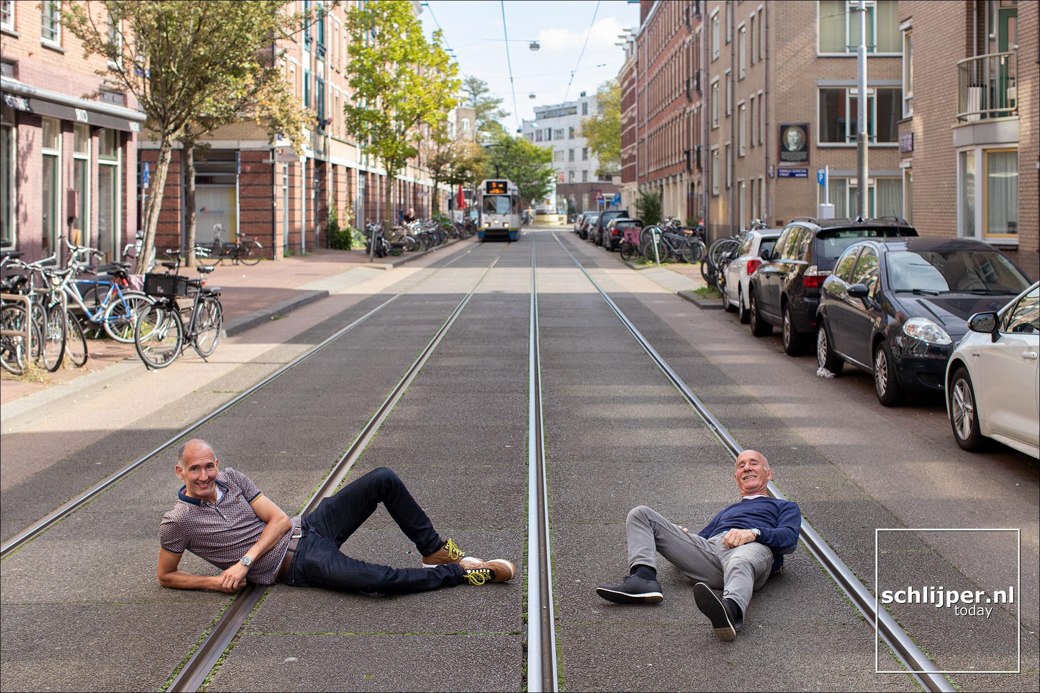 Nederland, Amsterdam, 15 september 2019