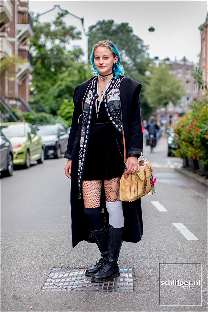 The Netherlands, Amsterdam, 16 september 2019