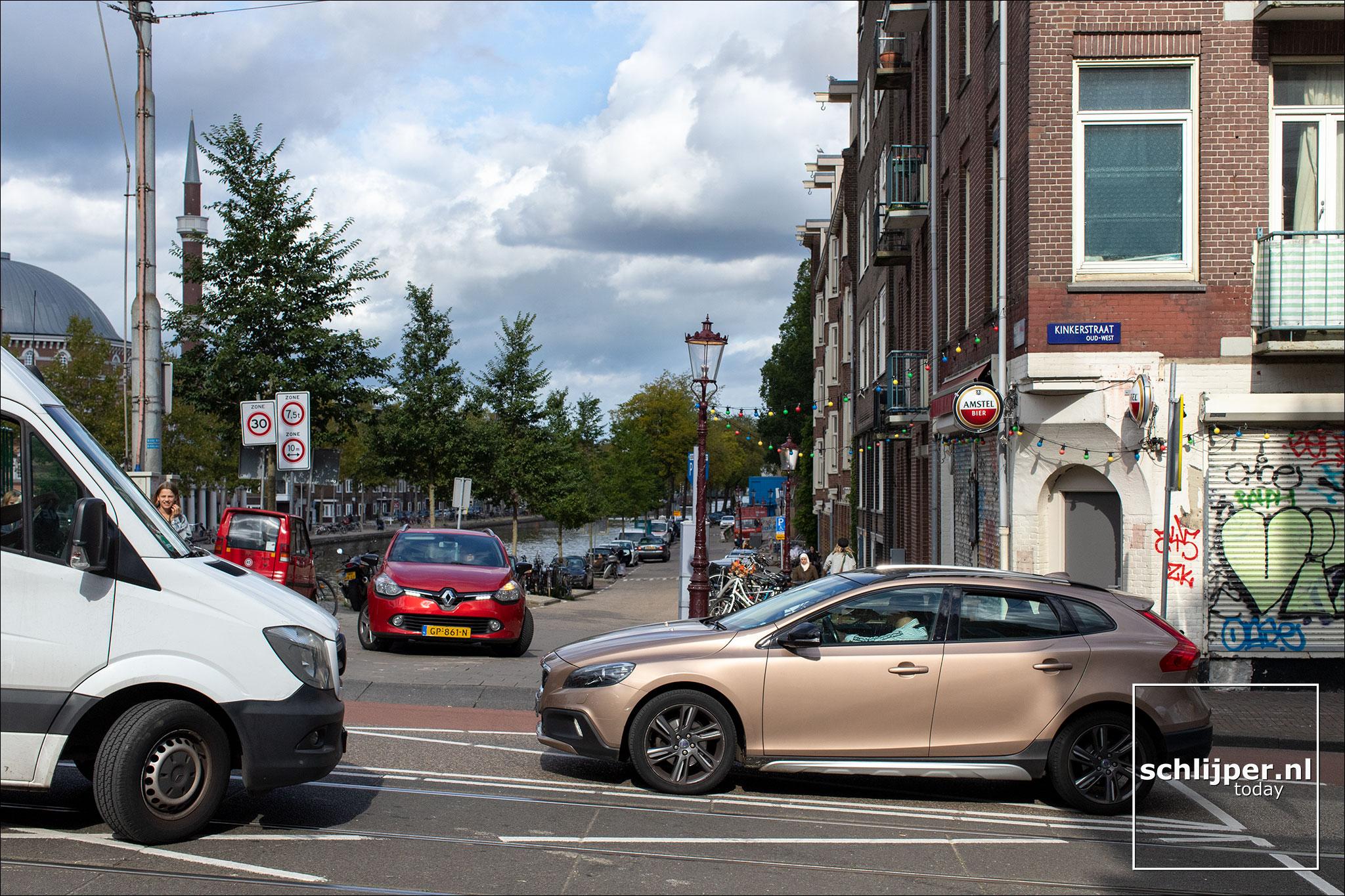 Nederland, Amsterdam, 19 september 2019