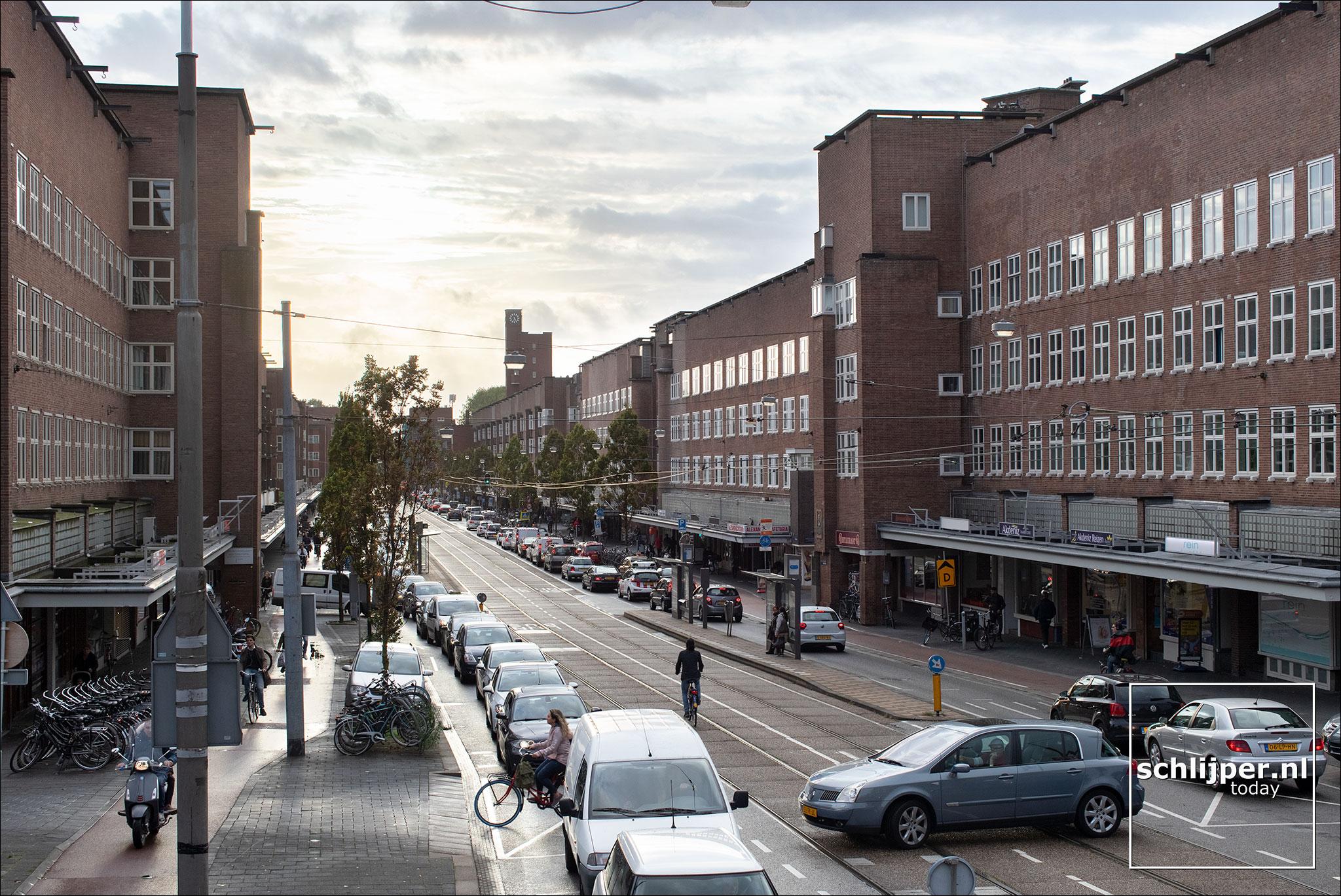 Nederland, Amsterdam, 27 september 2019