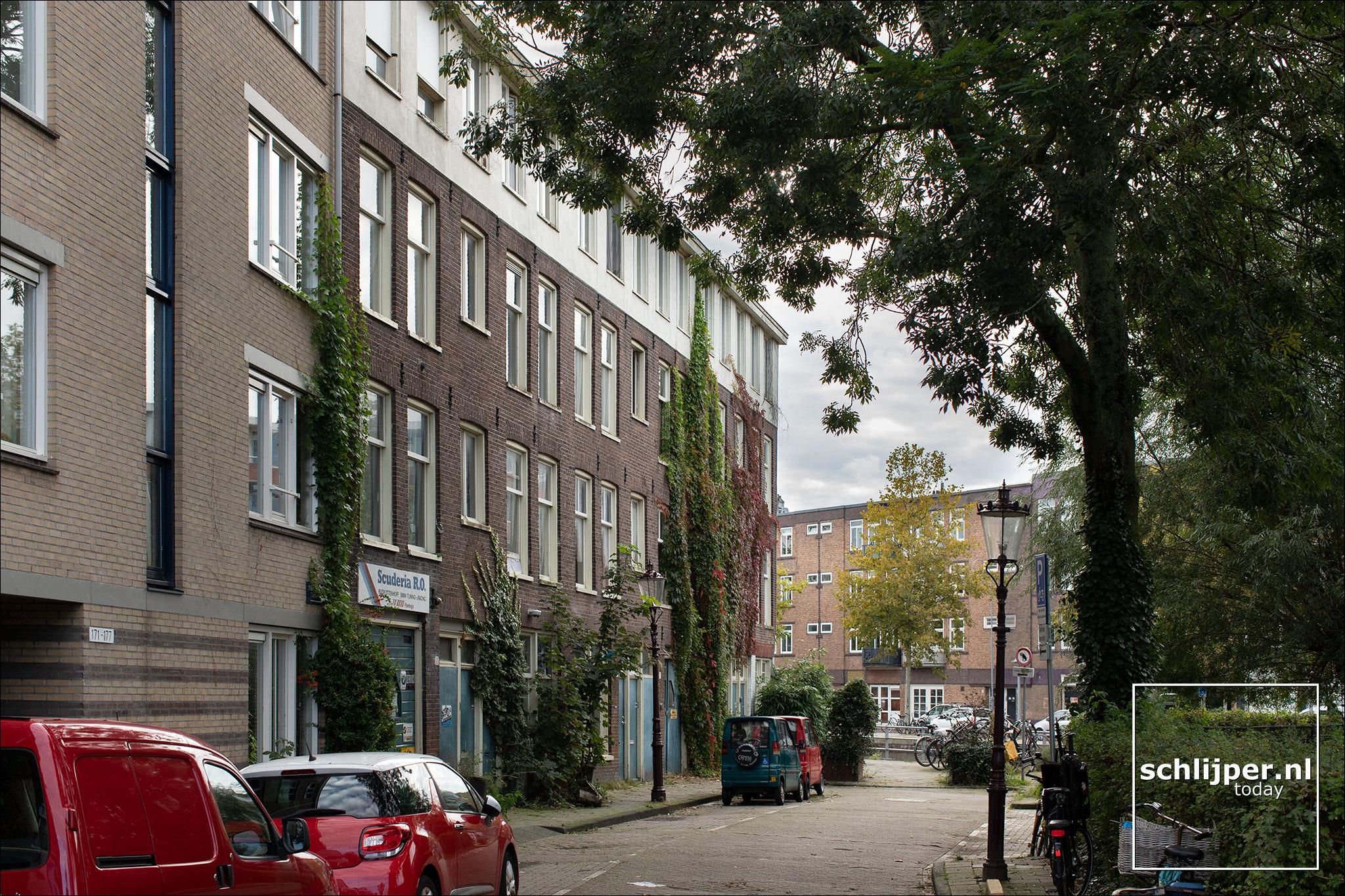 Nederland, Amsterdam, 30 september 2019