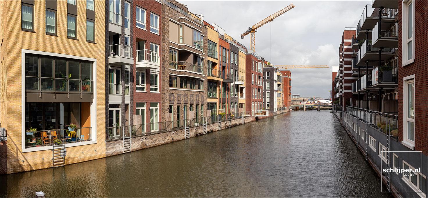Nederland, Amsterdam, 1 oktober 2019