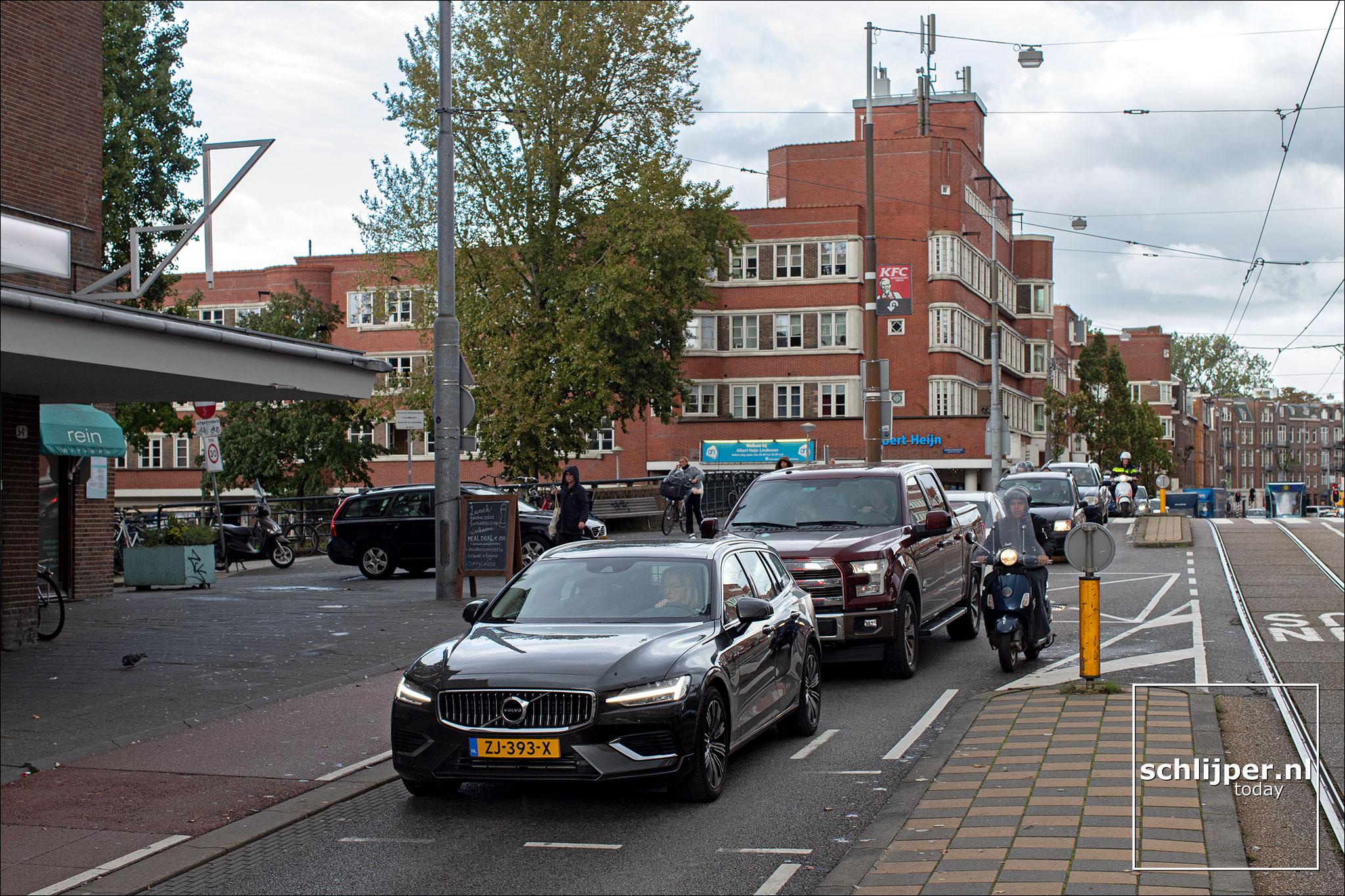Nederland, Amsterdam, 3 oktober 2019
