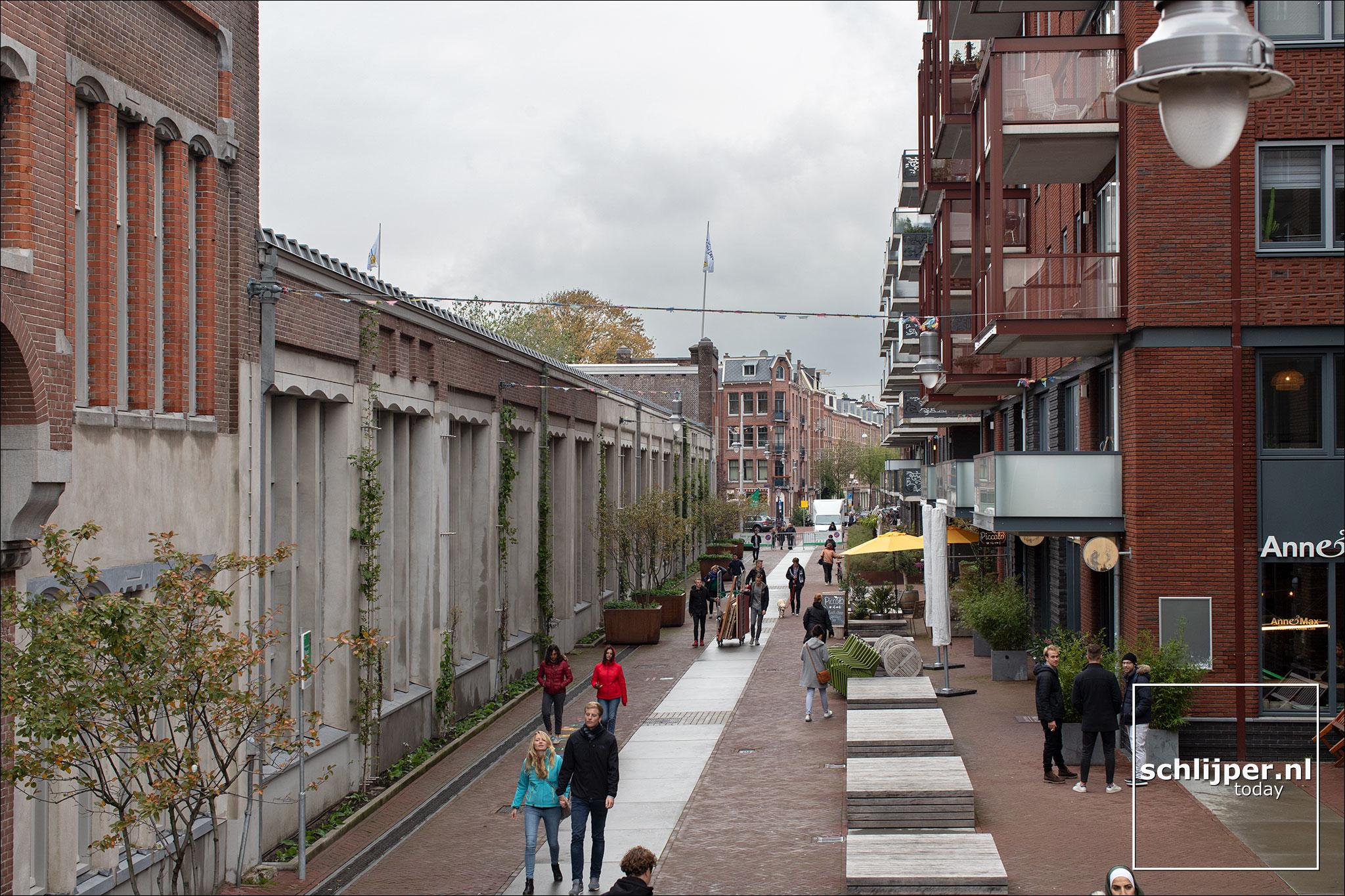 Nederland, Amsterdam, 4 oktober 2019
