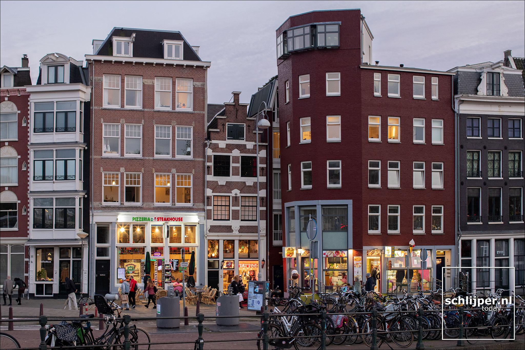 Nederland, Amsterdam, 5 oktober 2019