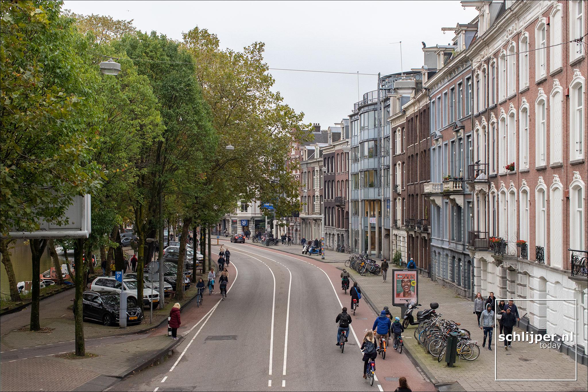 Nederland, Amsterdam, 7 oktober 2019