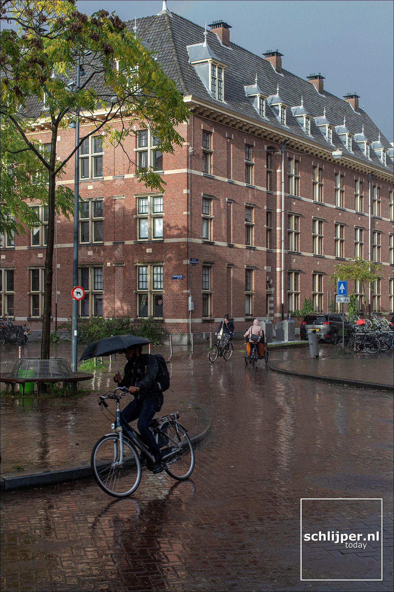 Nederland, Amsterdam, 9 oktober 2019