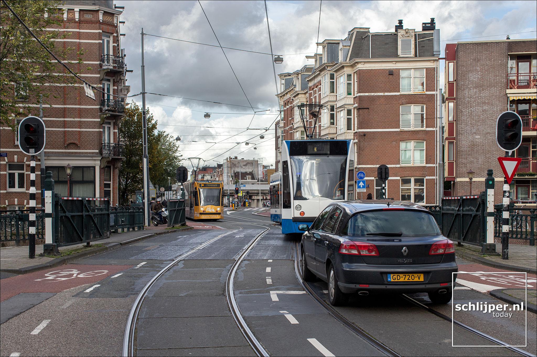 Nederland, Amsterdam, 10 oktober 2019