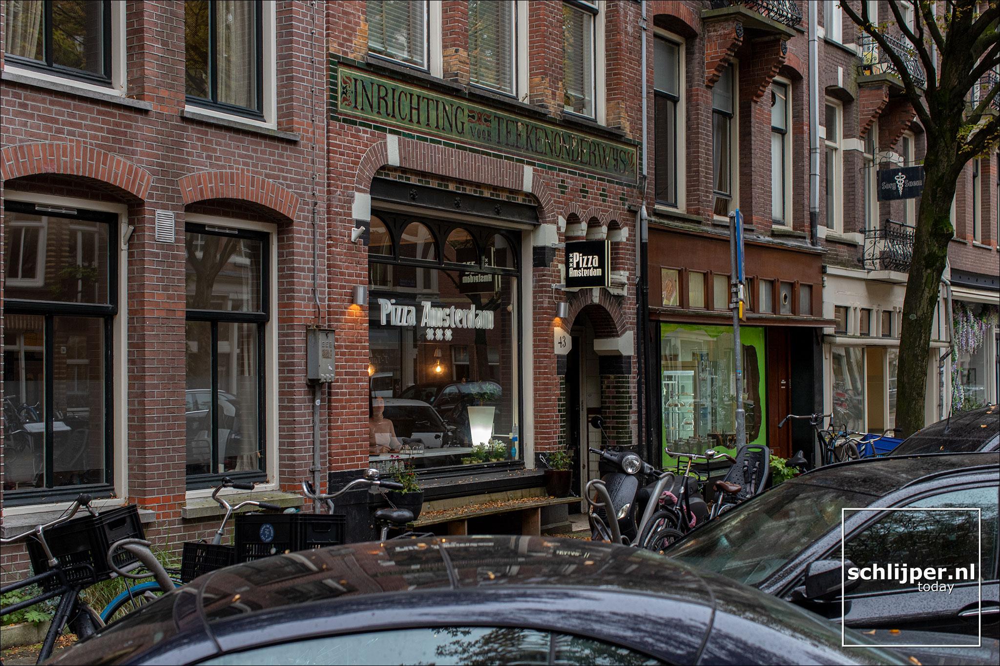 Nederland, Amsterdam, 15 oktober 2019