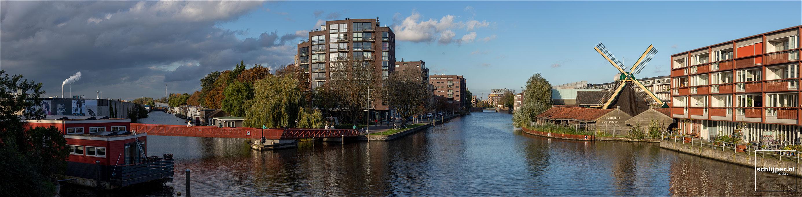Nederland, Amsterdam, 17 oktober 2019