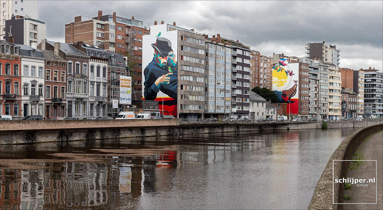 Belgie, Luik, 22 oktober 2019