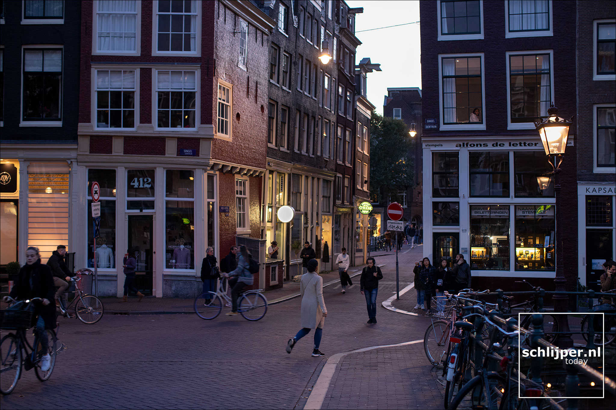 Nederland, Amsterdam, 29 oktober 2019
