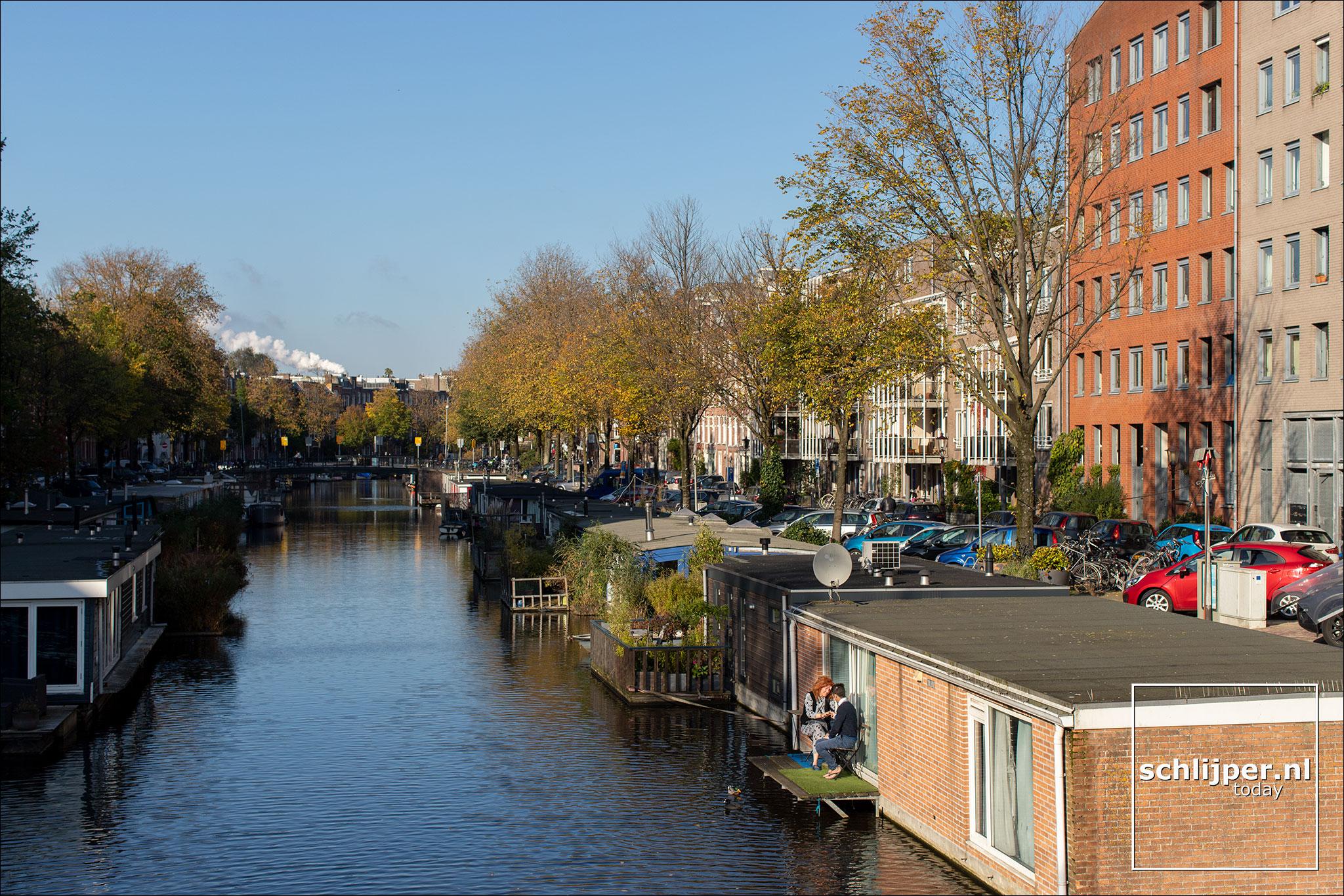 Nederland, Amsterdam, 30 oktober 2019
