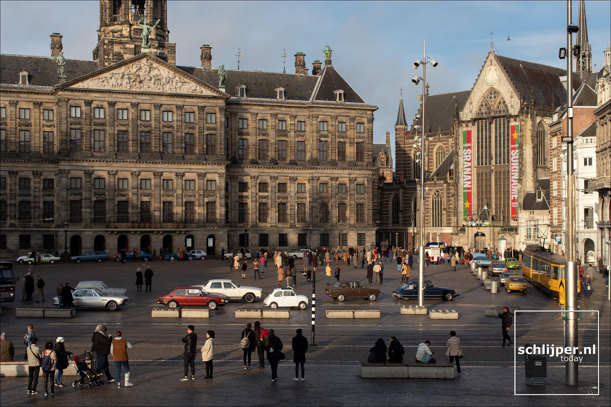 The Netherlands, Amsterdam, 3 november 2019